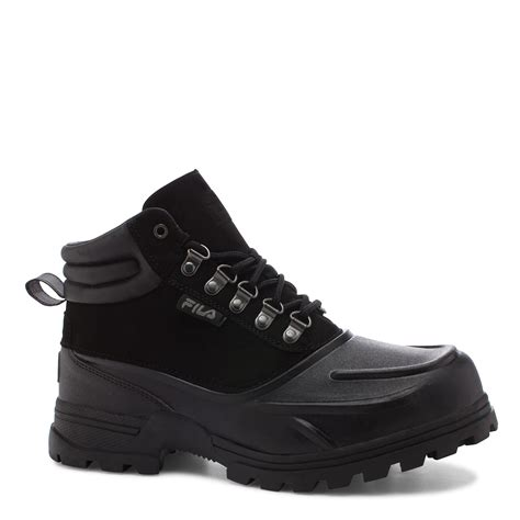 fila boots for fila s weathertec boots ebay