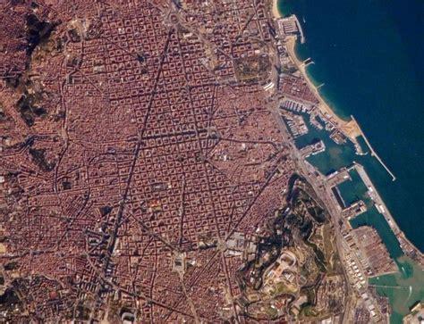 barcelona from above aerial jan gondzio