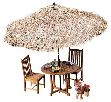 Tiki Umbrella Cover Tropical Thatch Umbrella Cover Tropical Outdoor