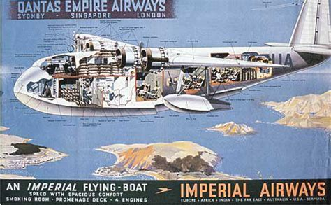 flying boat to australia the golden age of flying boats in australia 06 transport