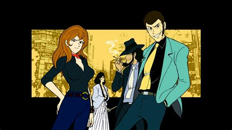 lupin the third lupin the third the castle of cagliostro fanart