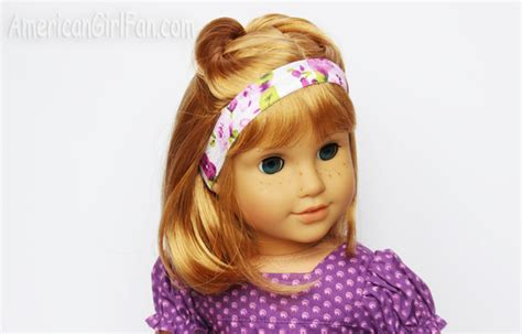 americangirlfan doll hairstyles cute hairstyles for american girl dolls with short hair