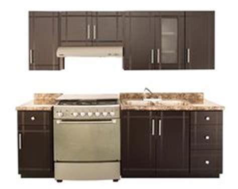 cocina integral coppel cocina ebano 240 cm con 9 puertas 3126653 coppel