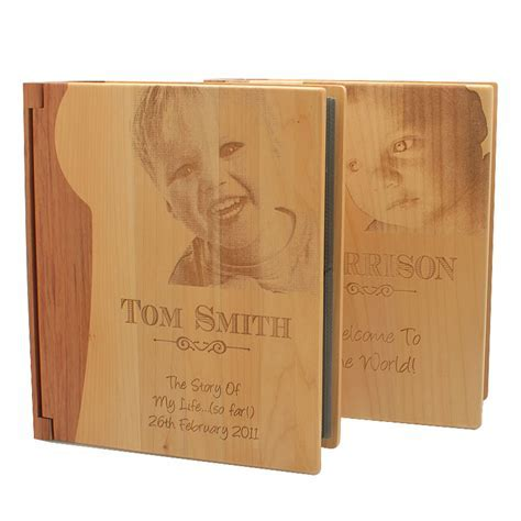 Personalised Photo Album   Child's First Years
