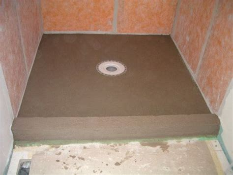 Waterproof Shower Membrane by Waterproof Shower Using Kerdi Membrane For The Home
