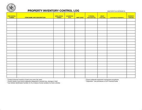 inventory log books inventory log book toreto co