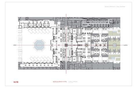 plan com mbh ground floor plan axial diagram