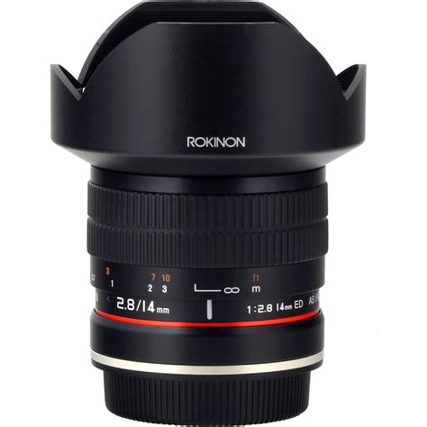 Samyang 14mm F 2 8 Lens For Canon rokinon 14mm f 2 8 if ed umc lens for canon ef with ae ae14m c