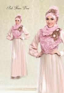 gambar baju muslim pesta modern terbaru 2015 elegan mewah cantik contoh model baju terbaru 2016