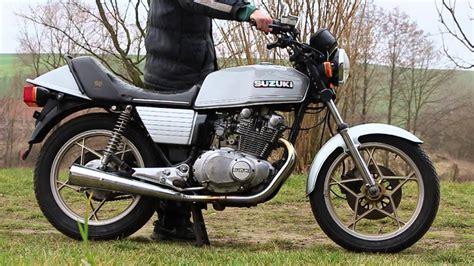Suzuki Gs450l by Suzuki Gs450 Sound