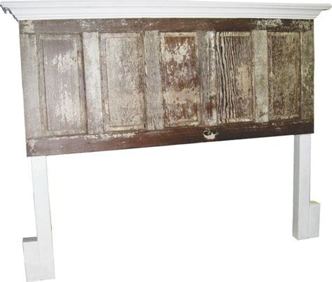 Headboards From Doors by Headboards Made From Distressed Doors King Size Door