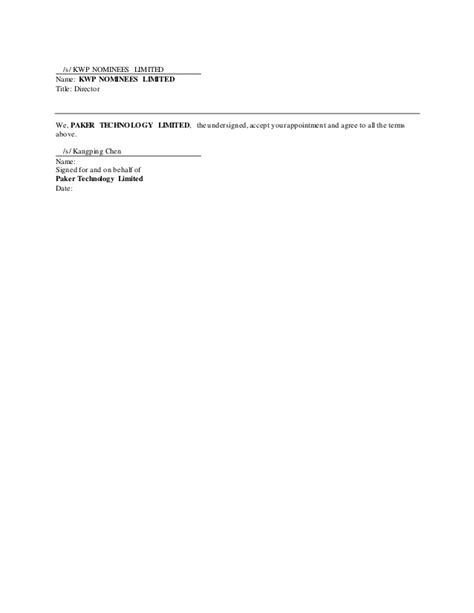 consent letter format for appointment of director consent letter format for appointment of director 28