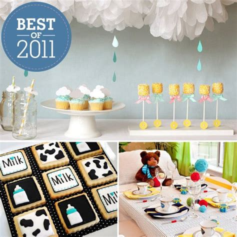Best Baby Shower Themes by Best Baby Shower Ideas Favors Ideas