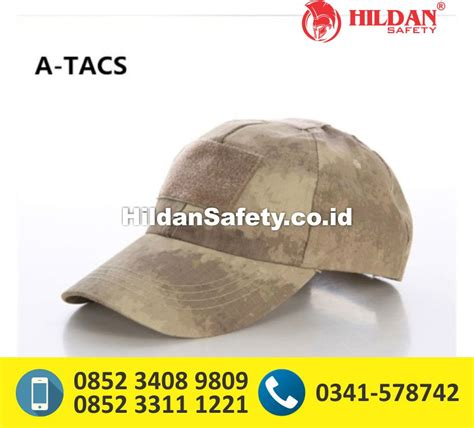 ta 07 jual topi us army hildan safety official
