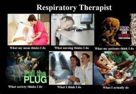 Therapist Meme - respiratory therapist what i really do meme pinterest