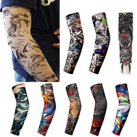 various pattern tattoo oversleeve cycling tattoos reviews online shopping cycling tattoos