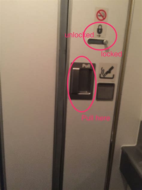 Air travel ok we are all adults here so how do the doors and controls work on an airplane