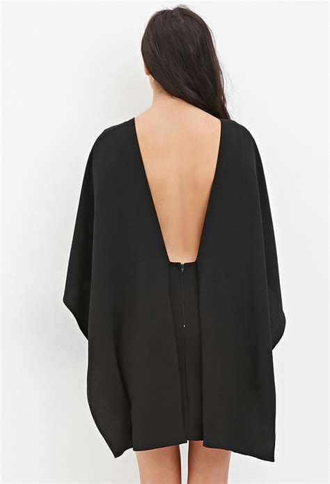 forever back forever 21 layered cape dress you ve been added to the