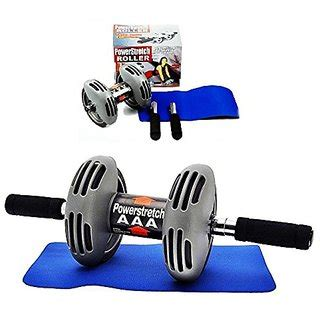 Power Wheel Alat Fitness Roller power stretch ab wheel roller exercise buy power stretch ab wheel roller exercise at