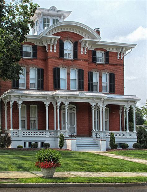 brick victorian house plans red brick victorian house photograph by dave mills