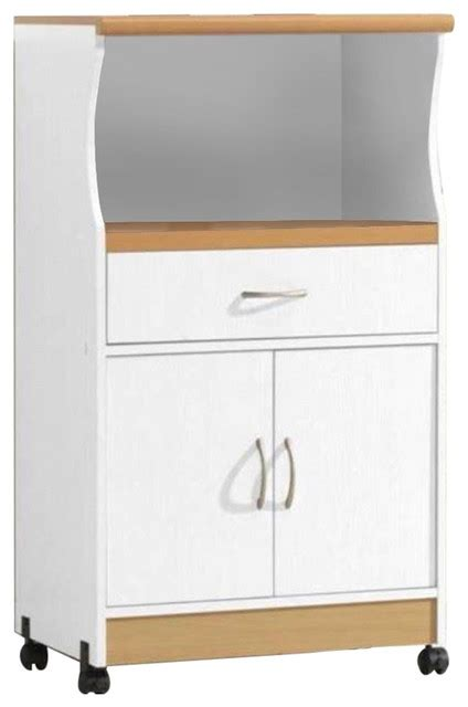 kitchen cart with cabinet white kitchen utility cabinet microwave cart with caster