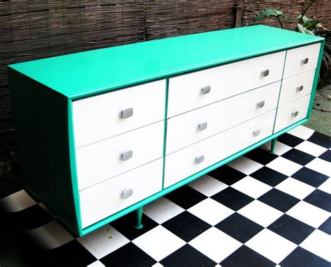 White Chest Of Drawers Adelaide by 1960s Australian Made Vintage Alrob Chest Of Drawers
