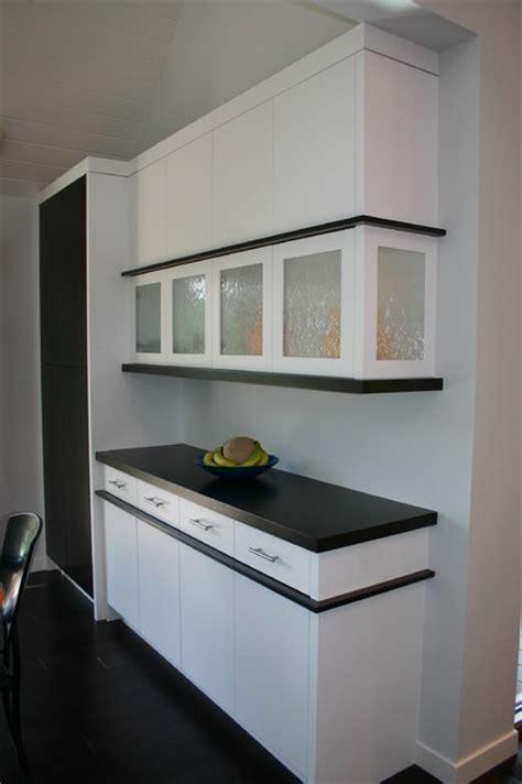 modern cabinet designs dining room built in buffet in informal dining room contemporary