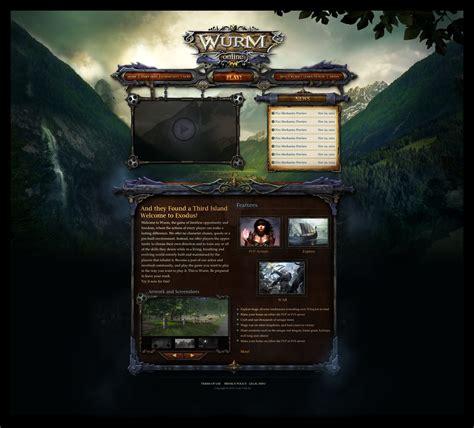 design game web games blog web design games