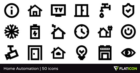 home automation 50 free icons svg eps psd png files