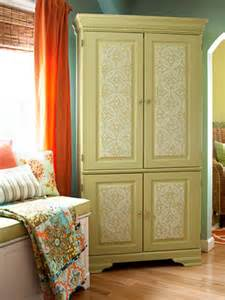 Painted Armoire Ideas by Painted Armoire Honeysuckle