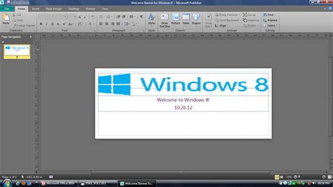 microsoft office images screenshot for microsoft publisher