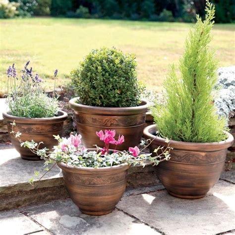 vasi resina vasi giardino resina vasi per piante utilizzare i vasi