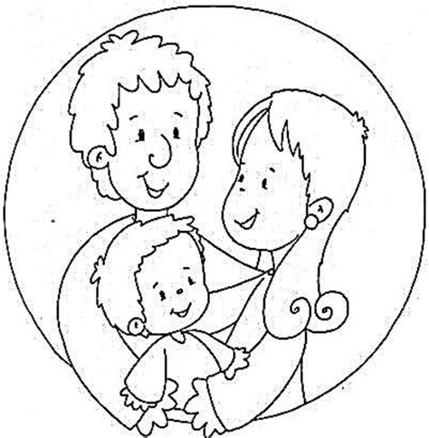 imagenes sobre la familia para niños mi colecci 243 n de dibujos dibujos de la familia