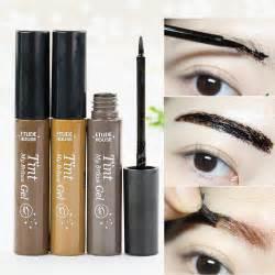 2016 new gray brow color peel off eyebrow enhancers makeup