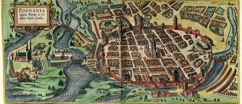 r city age mury średniowiecznego poznania
