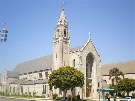 st catholic church st augustine catholic church culver city california