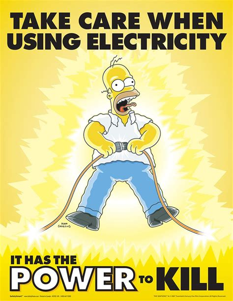 Electricity Meme - 1000 images about safety posters memes on pinterest