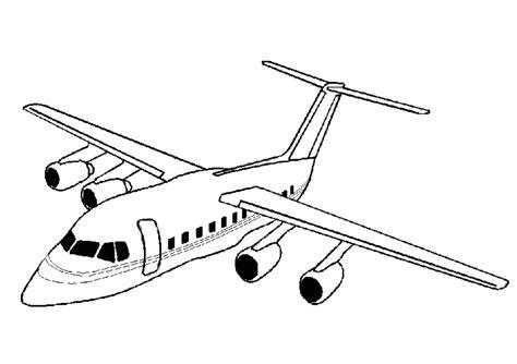 Coloriage Les Transports Avions 224 Colorier Allofamille
