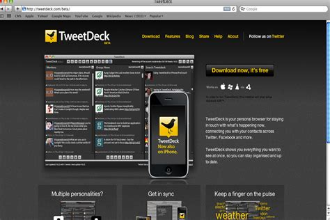 tweetdeck for android apple and android tweetdeck apps to be culled it pro