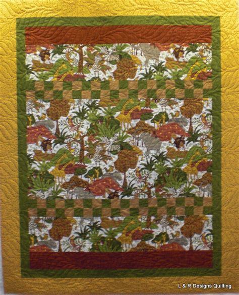 leo s jungle safari quilt