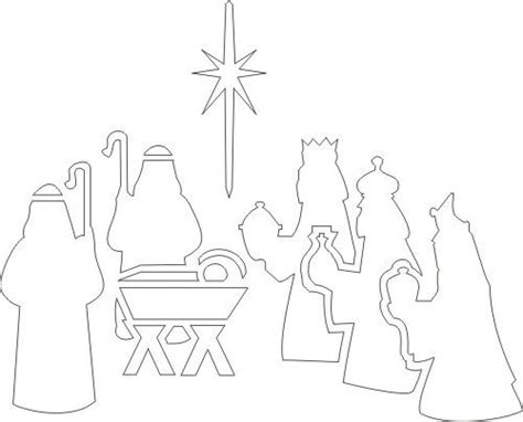 nativity templates the world s catalog of ideas