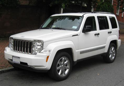 liberty jeep 2008 2008 jeep liberty information and photos momentcar