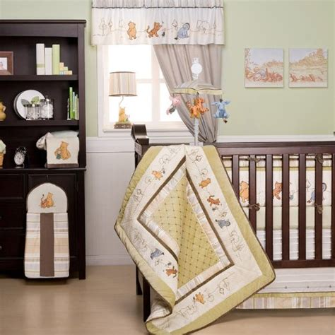 Winnie The Pooh Crib Bedding Set 216 Best Line Winnie The Pooh Together Time 4 Crib Bedding Set Reviews 171 Baby Category