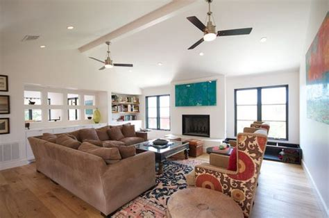 Ceiling Fan Living Room How To Choose The Lighting Fixtures For Your Home A Room By Room Guide