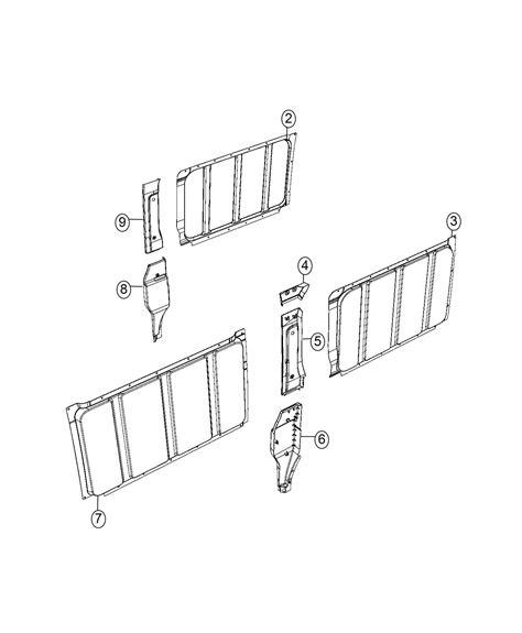 headliner dodge ram interior parts diagram dodge auto