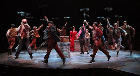 Steps In Time the sweeps perform step in time in poppins