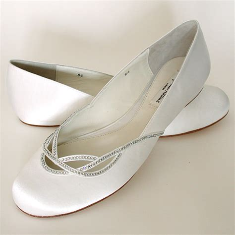 bridal flat shoes ivory flat ivory wedding shoes with rhinestones ipunya