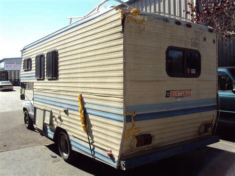 toyota mobile home 1985 toyota up mobile home regular cab dlx model 2 4l