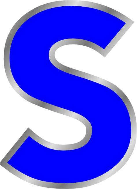 blue clip blue s clip at clker vector clip