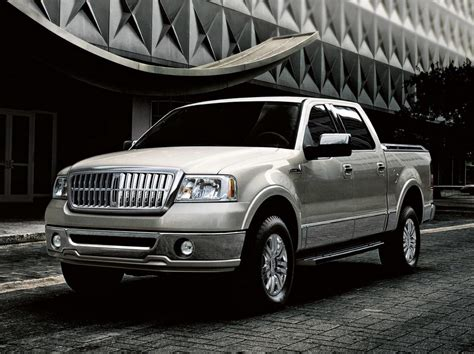 2008 lincoln lt review top speed